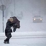 iarna a terminat pauza avertizare de ninsori ger si vant
