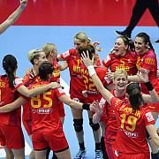calificarea depinde de noi clasamentul si rezultatele grupei romaniei la ce de handbal feminin