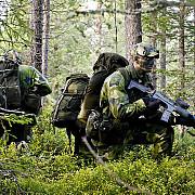 suedia se pregateste pentru un posibil atac din partea rusiei