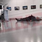 ambasadorul rusiei a murit dupa ce a fost impuscat la o galerie de arta din ankara