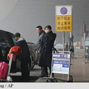 autoritatile de la beijing au ridicat codul rosu de smog