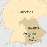 aproximativ 54000 de persoane vor fi evacuate in augsburg pentru dezamorsarea unei bombe din al doilea razboi mondial