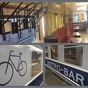 cfr calatori a pus in circulatie un vagon special pentru transportul de biciclete si schiuri catre destinatiile de vacanta
