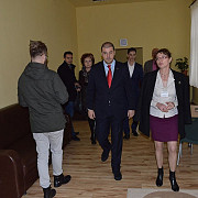 ploiesteanul adrian marius dobre secretar de stat in ministerul muncii in vizita de lucru in prahova