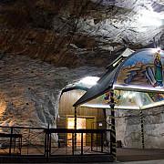 salina targu ocna adaposteste prima biserica ortodoxa subterana din europa