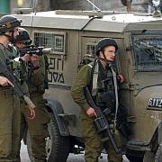 cinci palestinieni au fost impuscati mortal de fortele israeliene