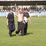jandarmii vor putea scana buletinele suporterilor la intrarea in stadion