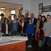 proiecte pentru copiii de la concordia cristian ganea s-a intalnit cu reprezentantii organizatiei