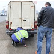 statistica rar 55 la suta din masinile verificate prezentau pericol iminent de accident