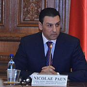 deputatul nicolae paun a fost arestat pentru 30 de zile