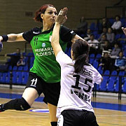 handbal feminin csm ploiesti victorie clara cu u cluj