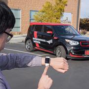 masina viitorului electrica si autonoma