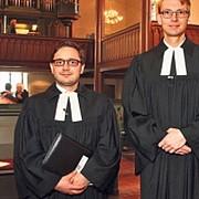 un preot din brasov si unul din leipzig primul cuplu de homosexuali care beneficiaza de parohie