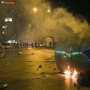 p-astia-i vreti in ue albanezii din kosovo au dat foc guvernului din cauza unui acord cu serbia