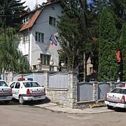 perchezitii la politia sinaia