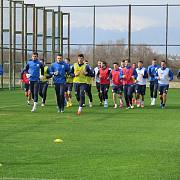 jurnal de cantonament ziua 1 conditia fizica e baza fotbalului galerie foto
