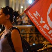 partidul syriza intrecut de adversarii de dreapta in sondajele din grecia