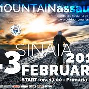 se intampla pe 13 februarie la sinaia mountain assault o competitie montana care forteaza limitele