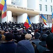 protestele de la chisinau continua