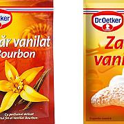 stii care este diferenta dintre zaharul vanilat si zaharul vanilinat