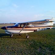 un avion de mici dimensiuni cu 4 persoane la bord a ratat decolarea de pe aerodromul magura