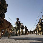 armata israeliana a inconjurat orasul hebron dupa mai multe atacuri comise de palestinieni