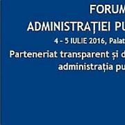 forumul administratiei publice locale eveniment la care sunt asteptati 1000 de participanti incepe la palatul parlamentului