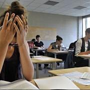 bac 2016 prezenta de 9612 la suta la proba scrisa de limba romana 70 de elevi au fost prinsi copiind