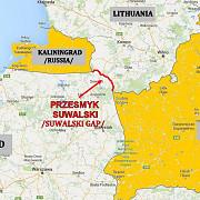 istmul suwalki punctul slab al nato in planul de aparare a tarilor baltice
