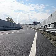 doua tamponari in care au fost implicate 16 masini pe autostrada soarelui in zona drajna