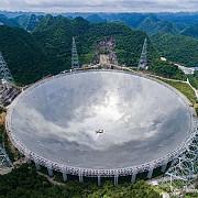 china pune in functiune cel mai mare telescop radio din lume