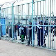 puscariasii de la penitenciarul iasi s-au revoltat nu le place mancarea