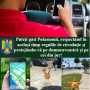 isteria pokemon go politia romana le atrage atentia jucatorilor