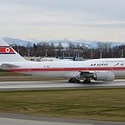 un avion de pasageri nord-coreean a aterizat de urgenta in china