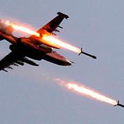rusia a bombardat un post al fortelor speciale americane in siria