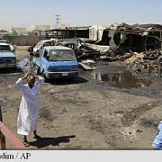 atentat sinucigas la bagdad soldat cu cel putin 12 morti