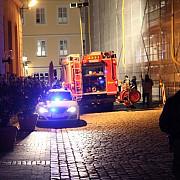 explozie in orasul bavarez ansbach un sirian s-a detonat dupa ce nu a fost lasat sa participe la un festival de muzica