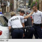 gruparea statul islamic revendica atacul dintr-o biserica din franta