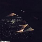 video motorul unui avion a luat foc imediat dupa decolarea de pe aeroportul din dallas