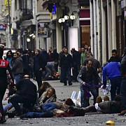 protest cu violente la istanbul