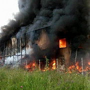 un pompier a decedat in incendiul de la fabrica din jilava