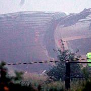 accident ciudat in belgia un tren de marfa a lovit unul de persoane din spate numarul victimelor ar putea creste