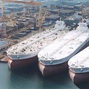 perchezitii la cel de-al doilea constructor mondial de nave