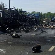 explozia de la mihailesti parchetul a deschis dosar penal in rem