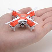 japonezii au lansat mini-dronele care cantaresc doar 10 grame