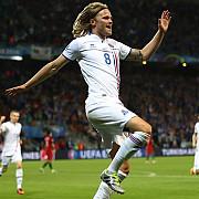 fotbalsson islanda a produs surpriza la campionatul european