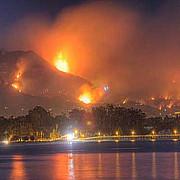 stare de urgenta in california din cauza incendiilor de vegetatie padurile ard fara incetare de 3 zile