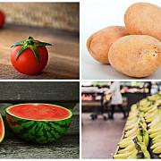 10 fructe si legume la care trebuie sa mananci si coaja pepenele rosu printre ele