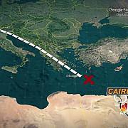 anchetatorii au descoperit primul indiciu in cazul avionului egyptair prabusit in marea mediterana