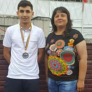 atletism juniorul mihai pislaru locul 7 la campionatul balcanic pentru seniori